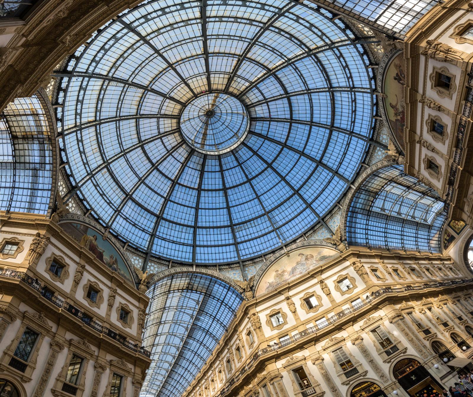 Milaano, Itaalia, reis, kaubanduskeskus, mood, moepealinn