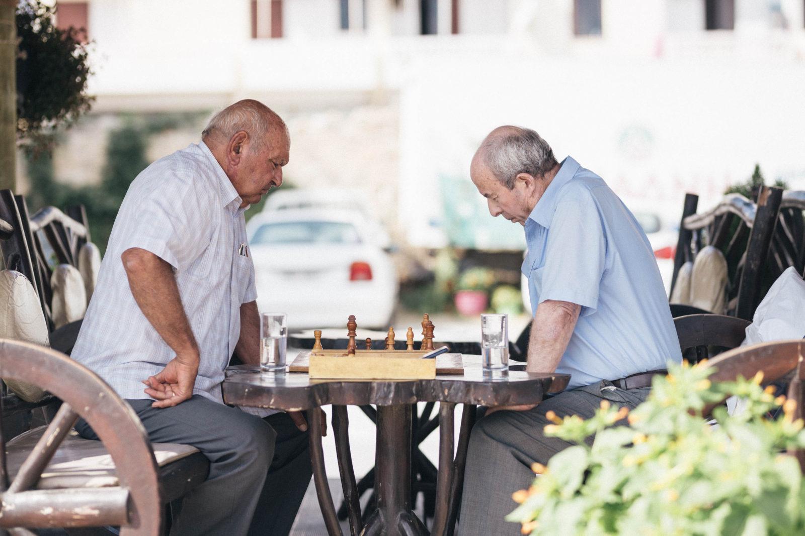 Meeste malemäng