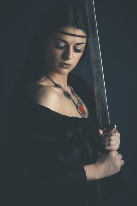 Viikingi fotolavastus/cosplay stuudios