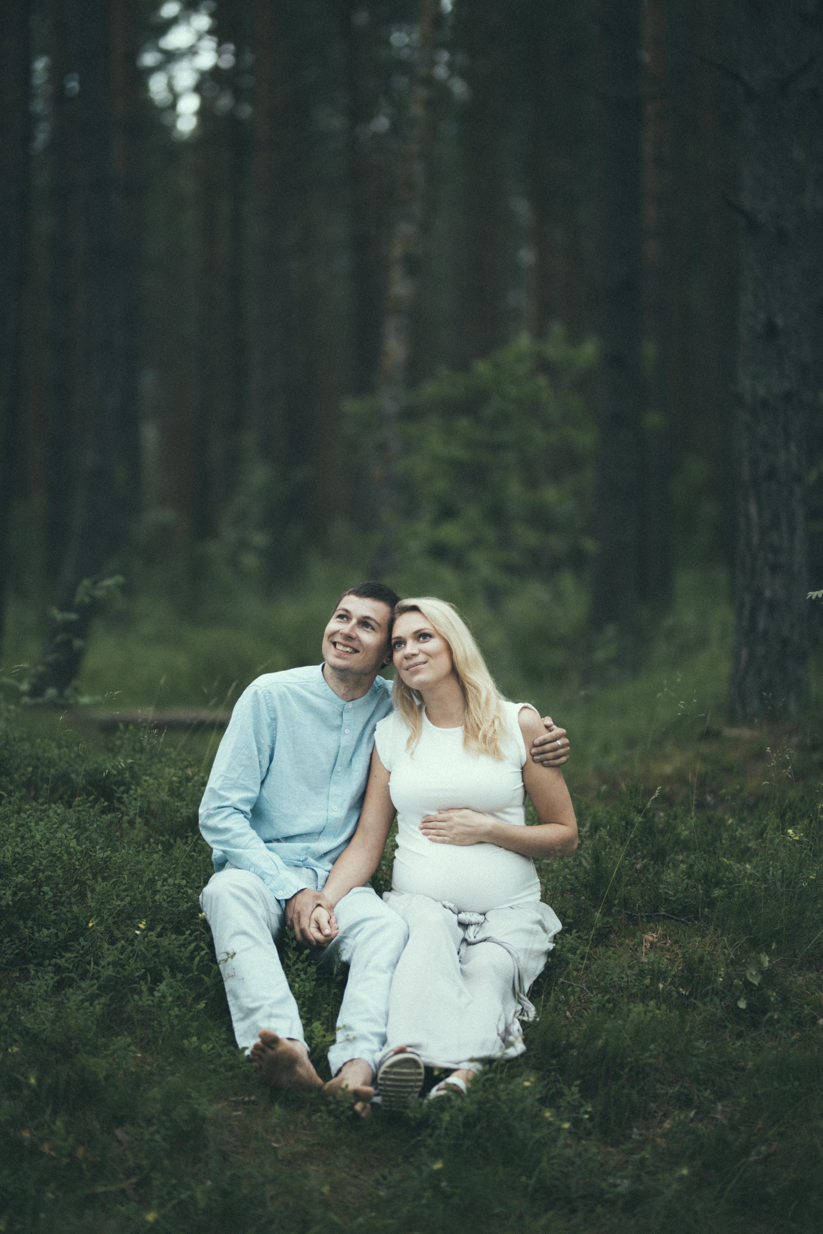 beebiootus Tallinnas metsas