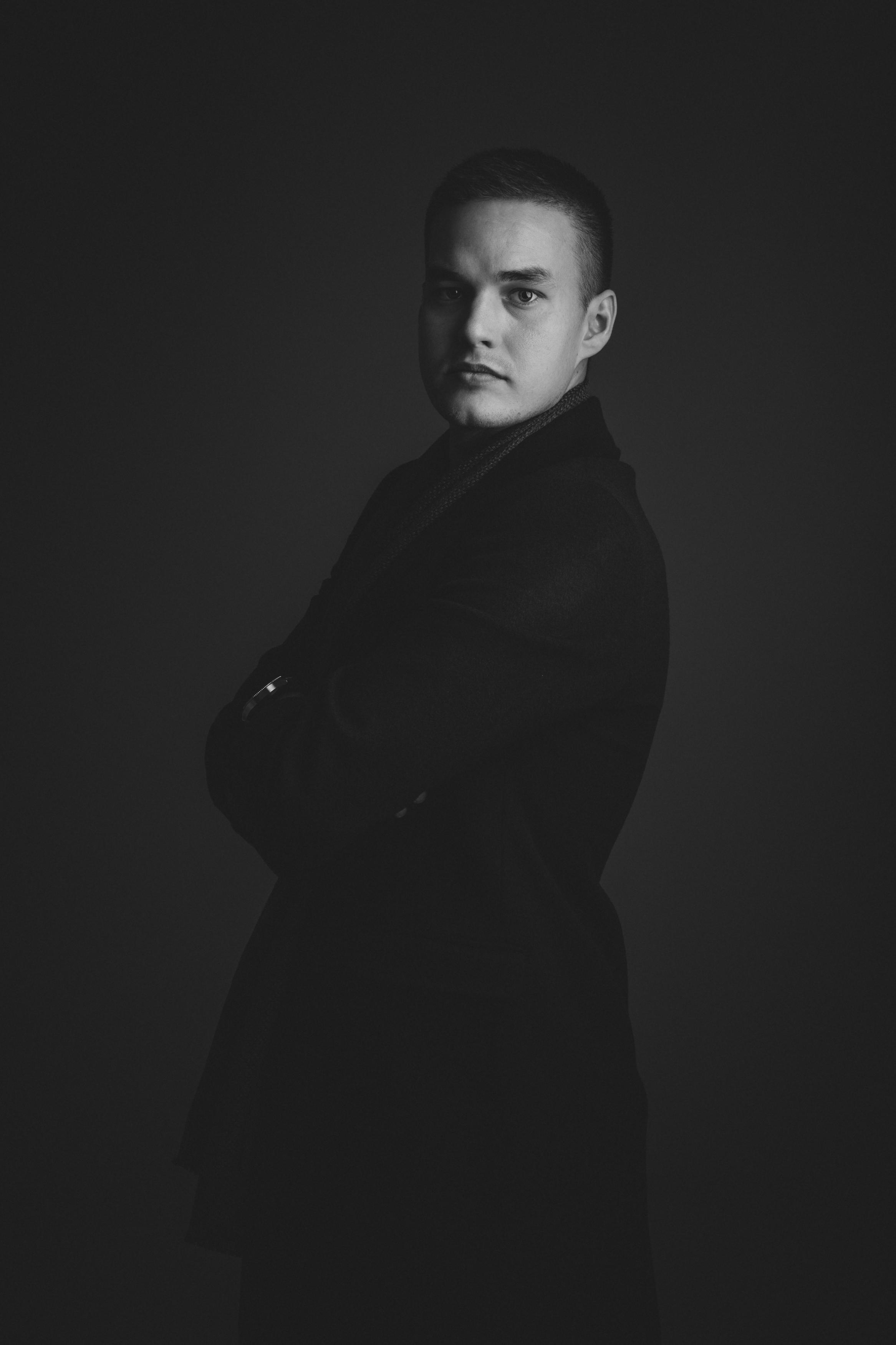 Portree pildistamine fotostuudios