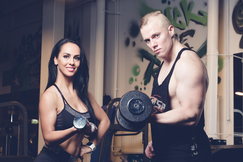 fitness portree paar
