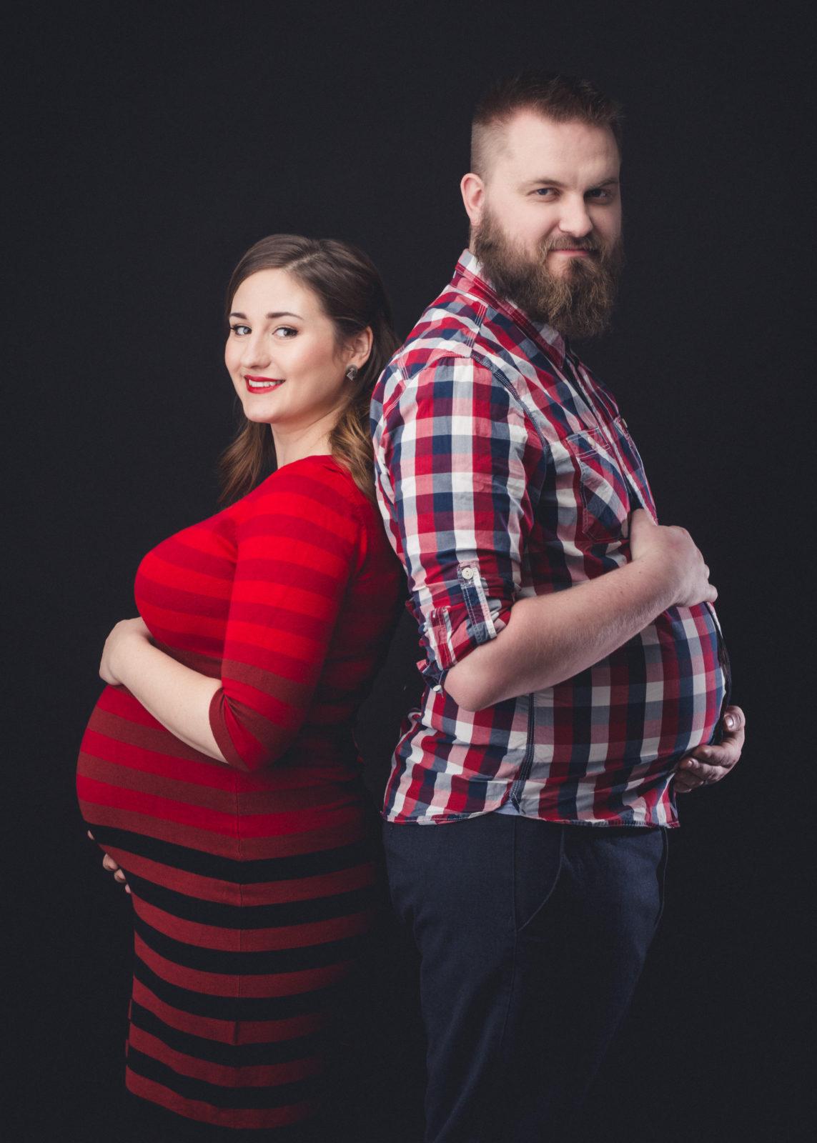 Raseduse jäädvustamine mehega