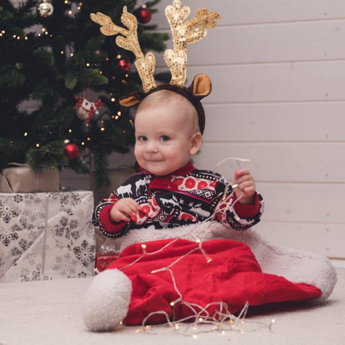 jõulufotosessioon