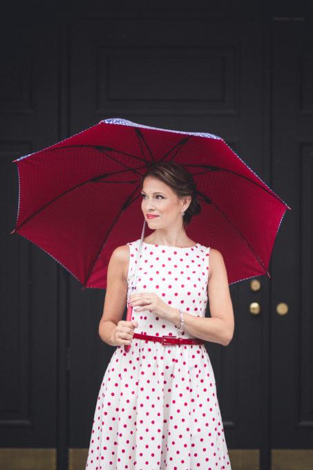 Naise portree Tallinnas