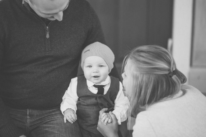 pere pildistamine kodukeskkonnas