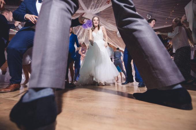 Pruutpaar tantsimas