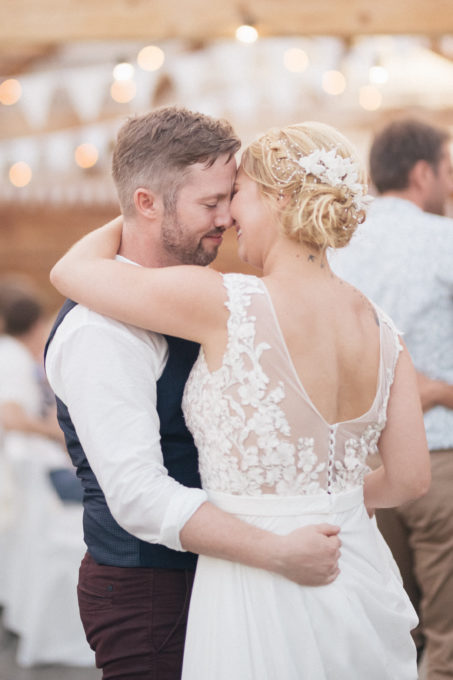 Noorpaar tantsimas