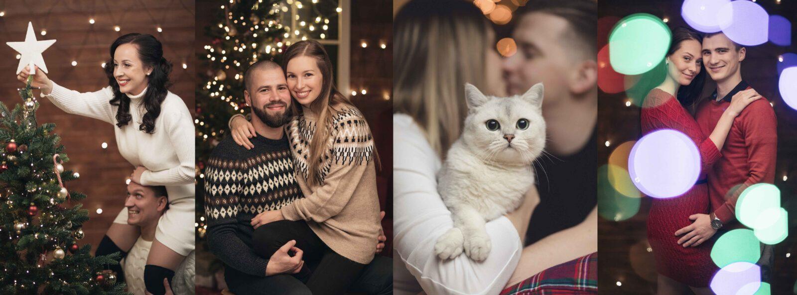 Jõulufotosessioonide pildid