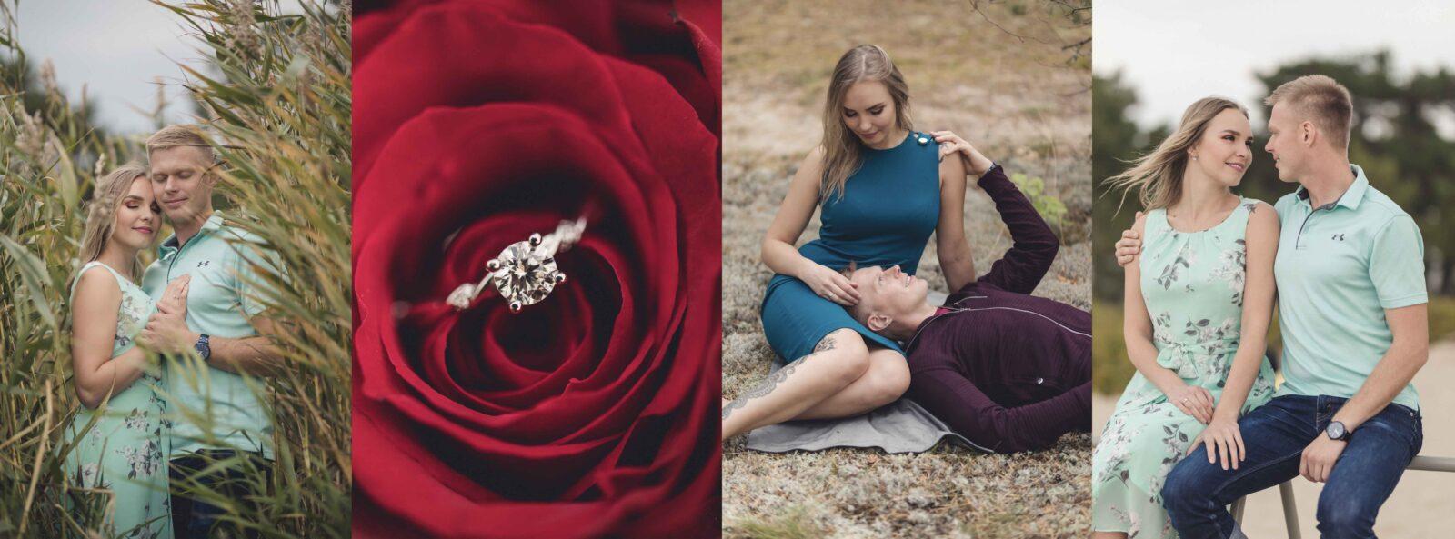 Kihlusepildid Tallinnas